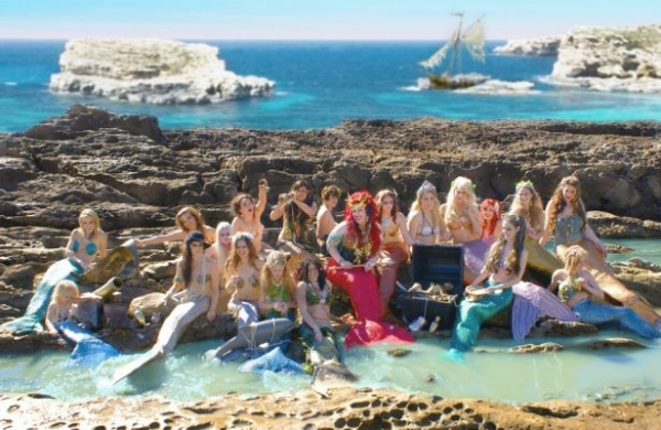 Mermaids of Pacifica